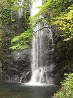 箕面公園 箕面の滝