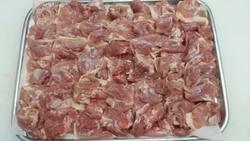 鶏もも肉:60gカット